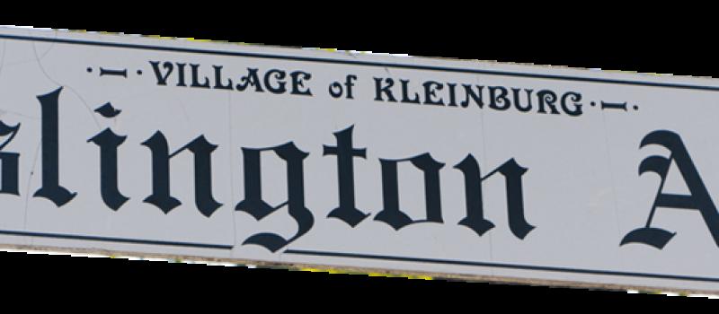 islington sign